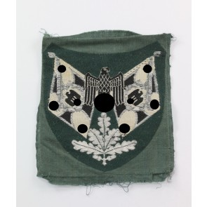 Wehrmacht Heer, Ärmelabzeichen für Fahnenträger Infanterie