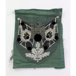 Wehrmacht Heer, Ärmelabzeichen für Fahnenträger Pioniere