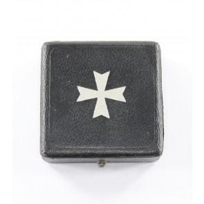 Etui Kriegsverdienstkreuz 1. Klasse
