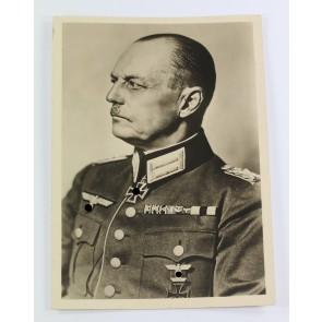 Propaganda-Postkarte,Generalfeldmarschall Runstedt