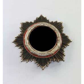 Deutsches Kreuz in Silber, Hst. 21 (schwer), Dietrich März (!)