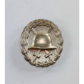 Verwundetenabzeichen in Silber, 1918