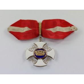 Italien, Komturkreuz des Ordens der Krone Italiens