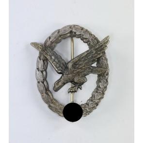 Fliegerschützenabzeichen der Luftwaffe, Hst. GWL