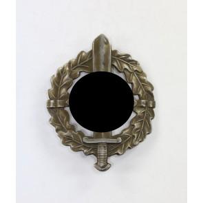 SA-Wehrabzeichen in Bronze, Hst. Schneider