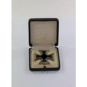 Eisernes Kreuz 1. Klasse 1939, Hst. L59, im Etui