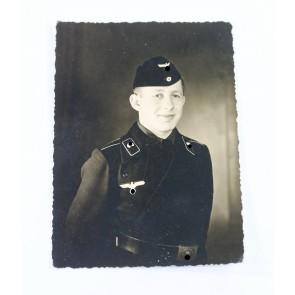 Portraitfoto Panzermann