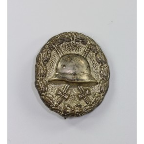 Verwundetenabzeichen in Silber 1918, Hst. L/54 (!)