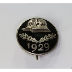 Stahlhelmbund - Eintrittsabzeichen 1929, Silber