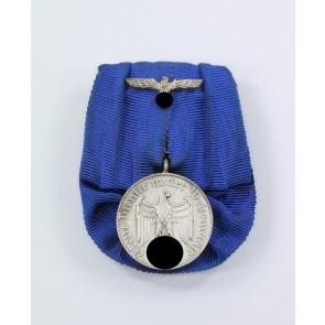 Wehrmachtsdienstauszeichnung für 4 Jahre, an Einzelspange