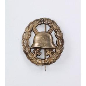 Verwundetenabzeichen in Silber 1918, Varianate, durchbrochen