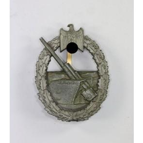 Marineartillerie Abzeichen, Hst. 26, Weber/Skora