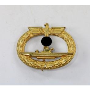 U-Bootskriegsabzeichen 1939, Hst. Schwerin