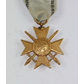 Königreich Bulgarien, Tapferkeitsauszeichnung I. Klasse 1915