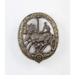 Deutsches Fahrerabzeichen in Bronze, Hst. Steinhauer & Lück