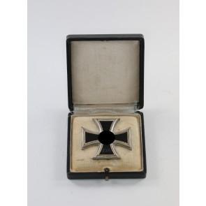 Eisernes Kreuz 1. Klasse 1939, Hst. 20, im Etui