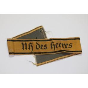 Wehrmacht Heer, Ärmelband für Nachrichtenhelferinen