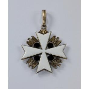 Deutscher Adlerorden Kreuz 2. Klasse / 3. Klasse, Hst. 21 900