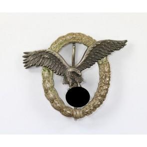 Flugzeugführerabzeichen der Luftwaffe, Hst. Juncker, (J.1)