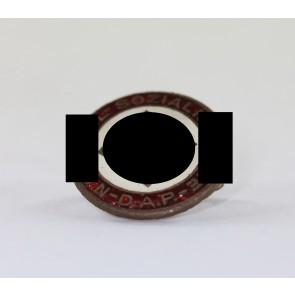 NSDAP Parteiabzeichen 17 mm (!), Hst. Meybauer
