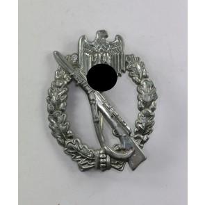 Infanterie-Sturmabzeichen in Silber, Hst. JFS