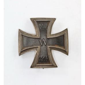 Eisernes Kreuz 1. Klasse 1914, Variante (!)
