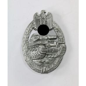 Panzerkampfabzeichen in Silber, Alois Rettenmaier