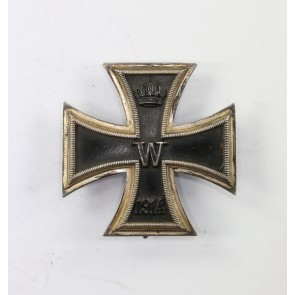 Eisernes Kreuz 1. Klasse 1914, Kürass Variante (!), Hst. Godet,