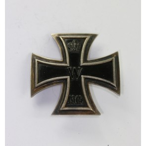 Eisernes Kreuz 1. Klasse 1914, Hst. KMST, Silber (800)