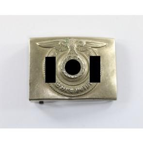 Waffen SS, Koppelschloss für Mannschaften, Hst. O&C ges. gesch.