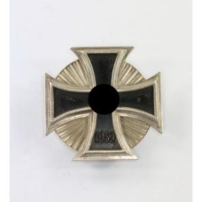 Eisernes Kreuz 1. Klasse 1939, Schinkel an Stern Scheibe, Wilhelm Deumer, magnetisch!