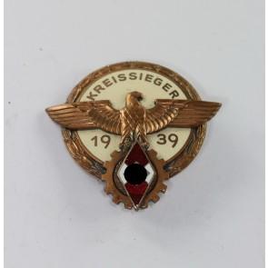 Kreissieger im Reichsberufswettkampf 1939, Hst. Aurich
