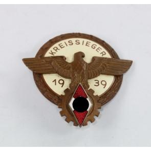 Kreissieger im Reichsberufswettkampf 1939, Hst. Ferd. Wagner Pforzheim