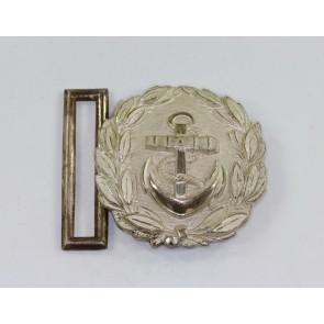 Kriegsmarine, Feldbinden Schloss Marinebeamte