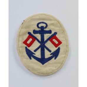 Kriegsmarine, Ärmelabzeichen für einen Signalmaat
