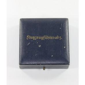 Luftwaffe, frühes Etui Flugzeugführerabz.