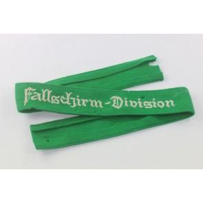 Luftwaffe, Ärmelband Fallschirm-Division für Mannschaften