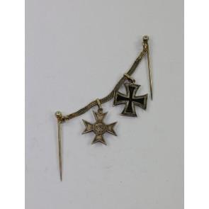 Miniaturenkette 2X
