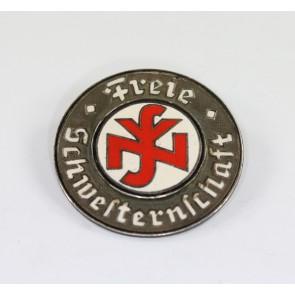Nationalsozialistische Volkswohlfahrt (NSV), Abzeichen Freie Schwesternschaft