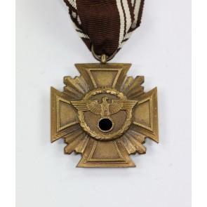 NSDAP Dienstauszeichnung in Bronze, Treue für Führer und Volk