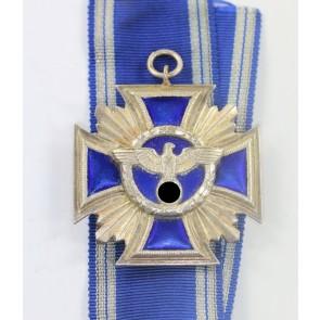 NSDAP Dienstauszeichnung in Silber, Für Treue für Führer und Volk