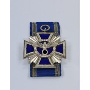 NSDAP Dienstauszeichnung in Silber, Treue für Führer und Volk