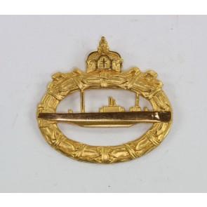 U-Bootskriegsabzeichen 1918, Wilhelm Deumer