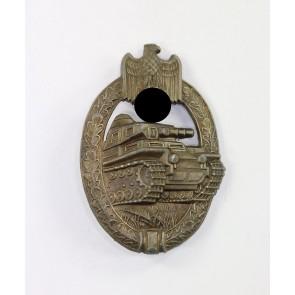 Panzerkampfabzeichen in Bronze, Hst. A.S.