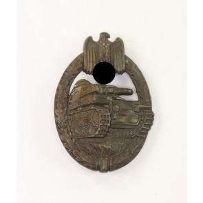 Panzerkampfabzeichen in Bronze, Hst. A