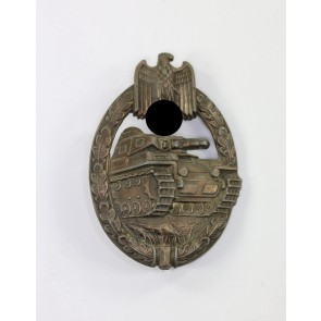 Panzerkampfabzeichen in Bronze, Juncker