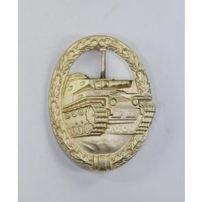 Panzerkampfabzeichen in Silber, Ausführung 1957, Steinhauer & Lück