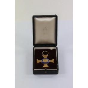 Preußen, Kronenorden 4. Klasse, Hst. W, im Etui