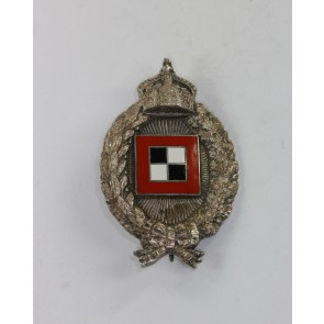Preußen, Militär Flugzeugbeobachterabzeichen.