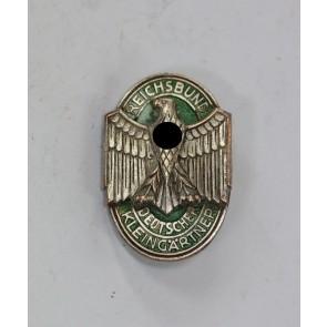 Reichsbund Deutscher Kleingärtner (RDK), Mitgliedsabzeichen, Hst. Frank & Reif Stuttgart-W